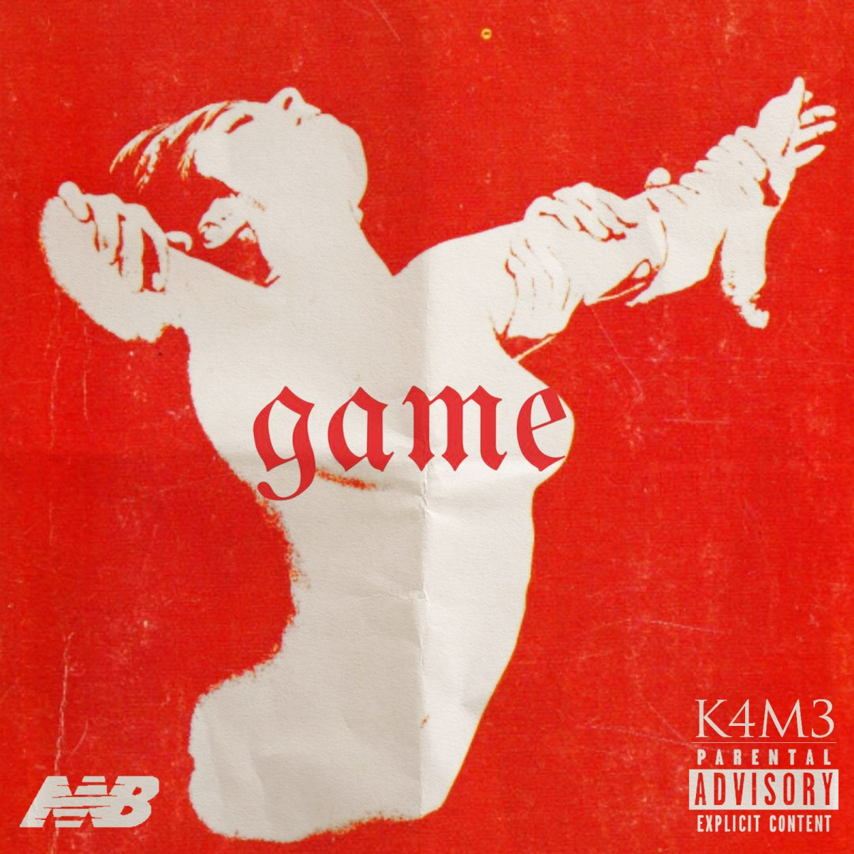 "K4M3 GETS STEAMY WITH NEW SINGLE ""GAME"""
